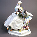 18th century Meissen porcelain and china
